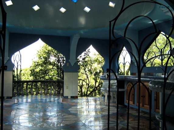 The taj, arches