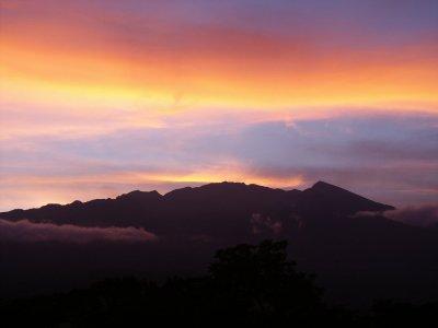 Volcan Baru in Panama